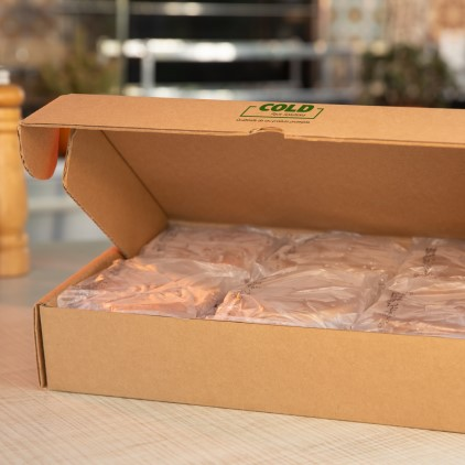 Packaging for refrigerated food