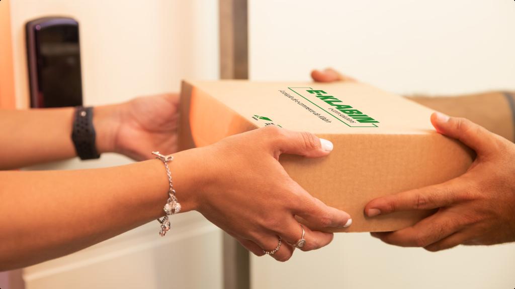 Embalagens de delivery