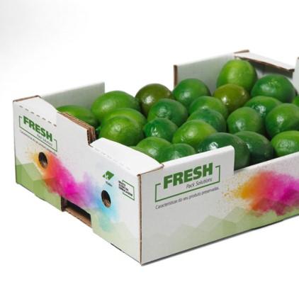 Embalajes para frutas, verduras y legumbres